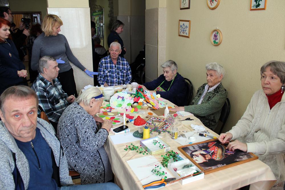 п.ильинский дом престарелых